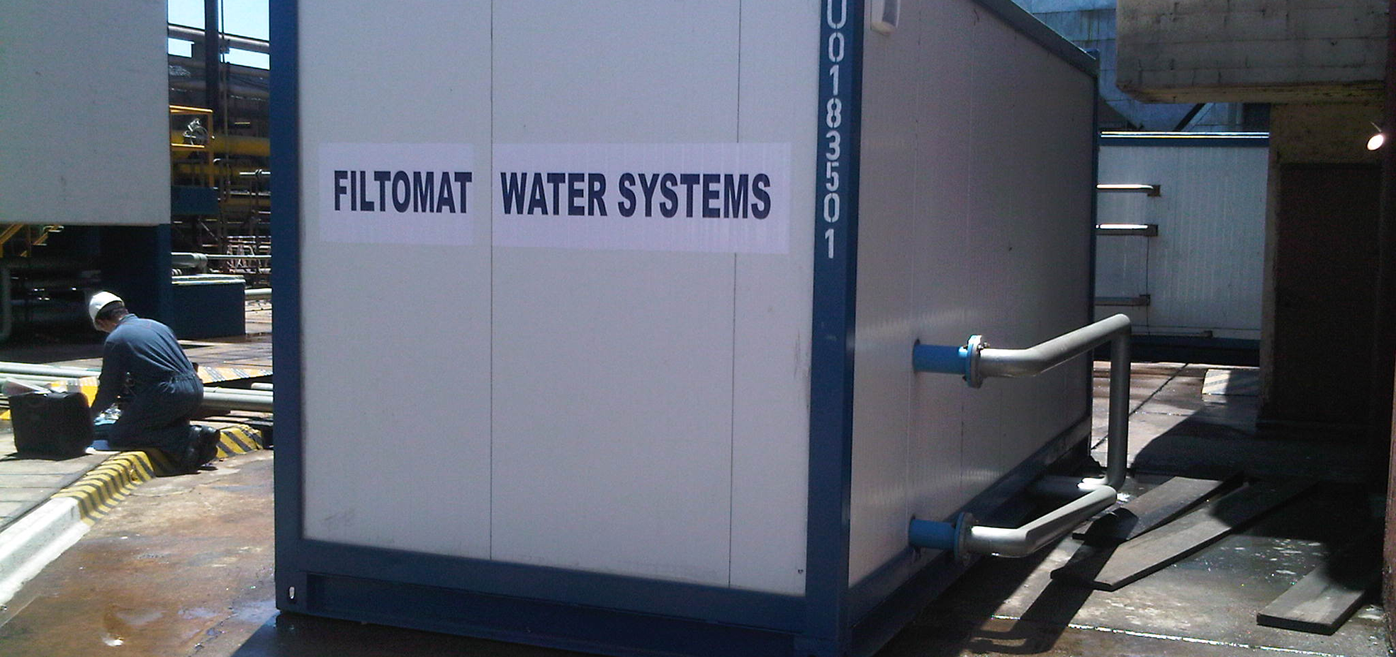 Filtomat Water Systems | Filtros Industriales